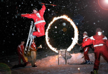 Mittwoch Skishow - Magic Night of Fire