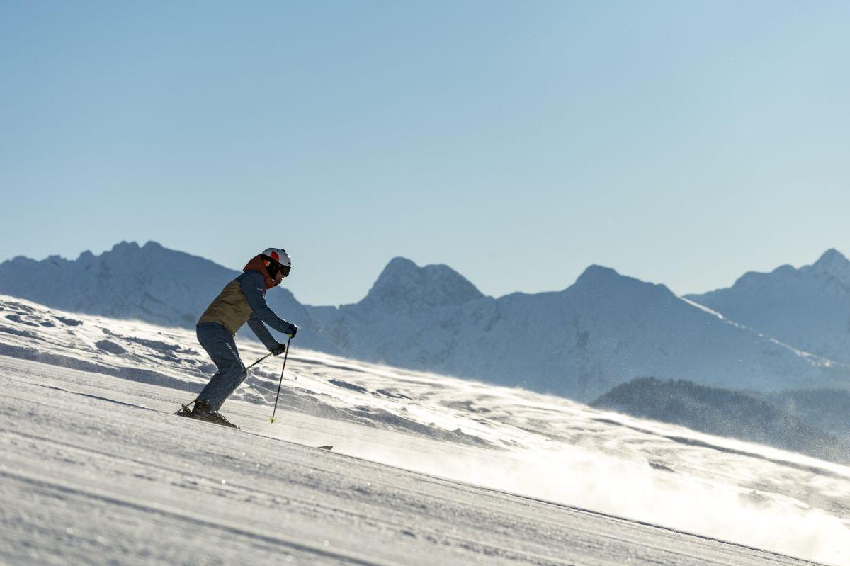 Skifahren lernen in nur tagen